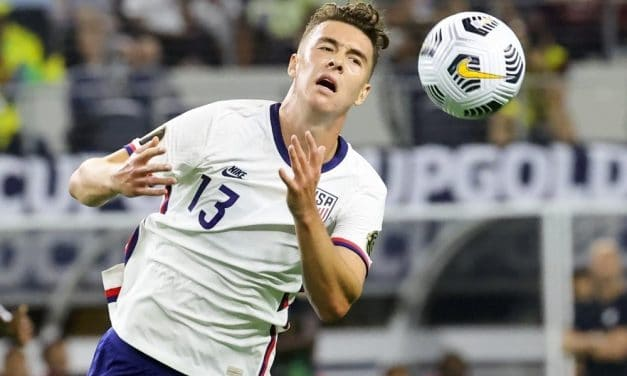 WATCH HOPPE SCORE: The game-winner in USMNT victory