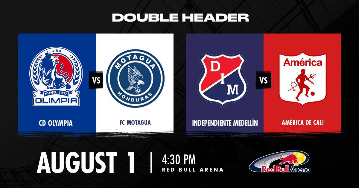LET'S PLAY TWO: RBA to host Honduran, Colombian teams in Aug. 1 doubleheader