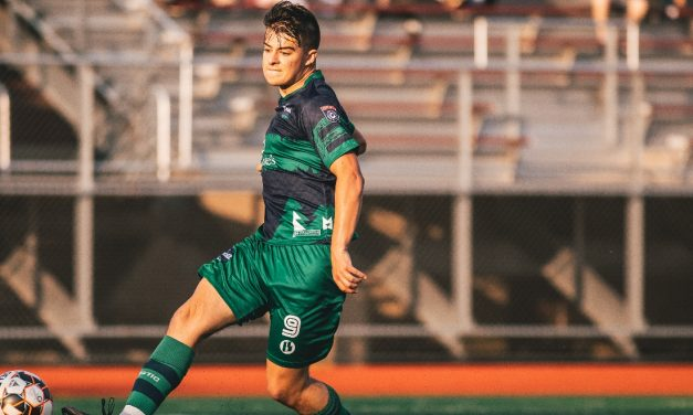 HE GETS THE (GOLDEN) BOOT: Duluth FC's Warden honored as NPSL leading scorer