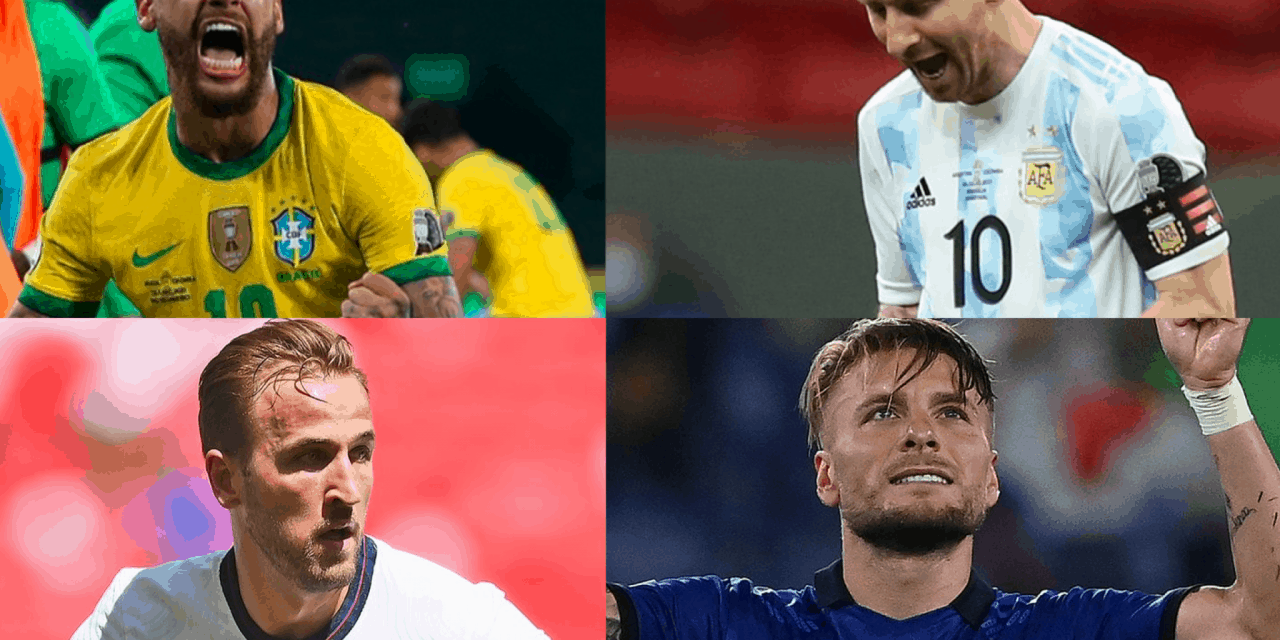 WHAT A HAT-TRICK: TUDN will show Copa America and Euro 2020 finals, Gold Cup kickoff