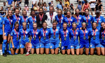 RISING AND SHINING: Internationals SC girls enjoy a  memorable ECNL playoff run