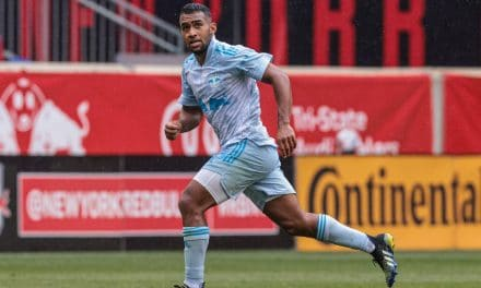 BACK HOME: Casseres returns to Red Bulls from Copa America with many lessons learned, experience gained