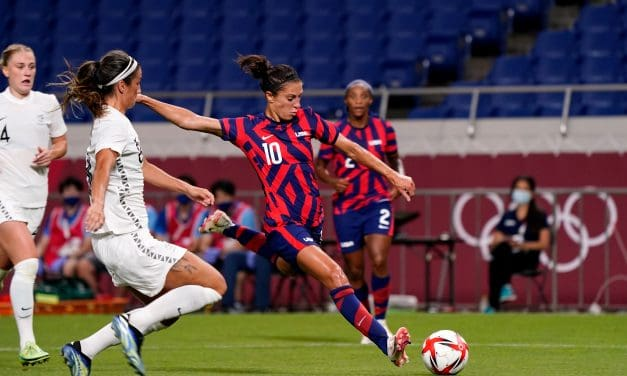 USWNT NOTEBOOK: Lloyd ready to add to her Olympic appearances