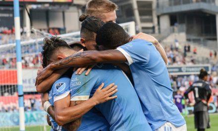 A VERY HIGH FIVE: NYCFC buries Orlando City, 5-0