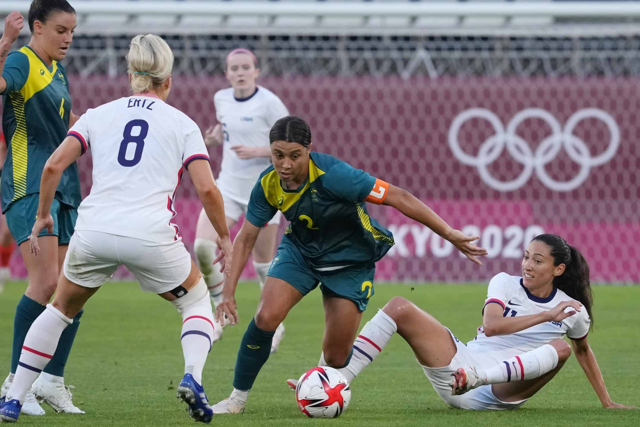 WIN OR GO HOME: USWNT need to beat the Netherlands to reach gold medal around - frontrowsoccer.com
