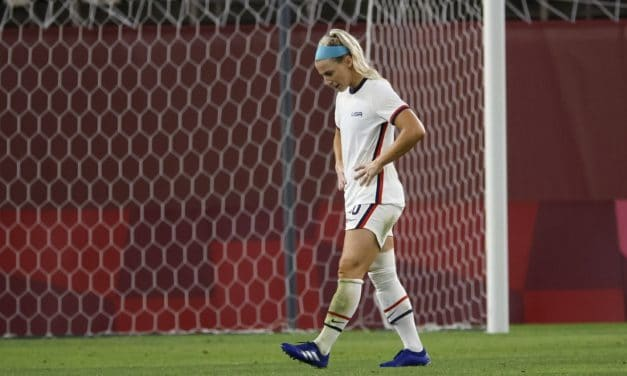 OFFSIDE REMARKS: This tournament has a 2000 vibe as USWNT tries to recapture momentum