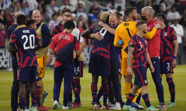 CAN THEY MAKE IT A DOUBLE?: USMNT aims for 2nd Concacaf trophy in 2 months vs. Mexico in Gold Cup final