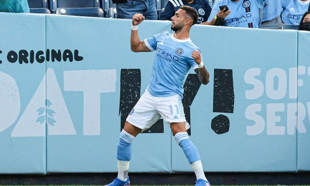 NO CONTEST: NYCFC rolls over MLS Cup champion Columbus, 4-1