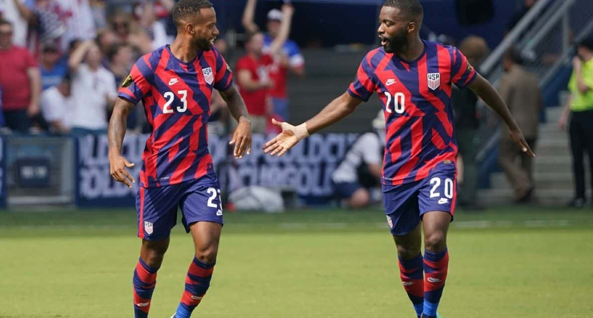SURVIVALISTS: USMNT scores early goal, manages to get past a surging Canada to win group title