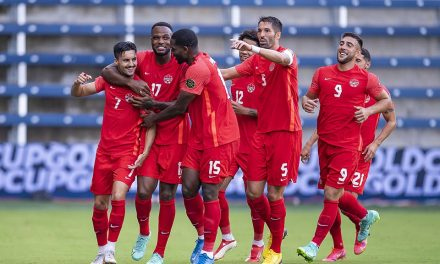 A FAMILIAR RESULT: Canada earns second 4-1 win of the Gold Cup, reaches quarterfinals