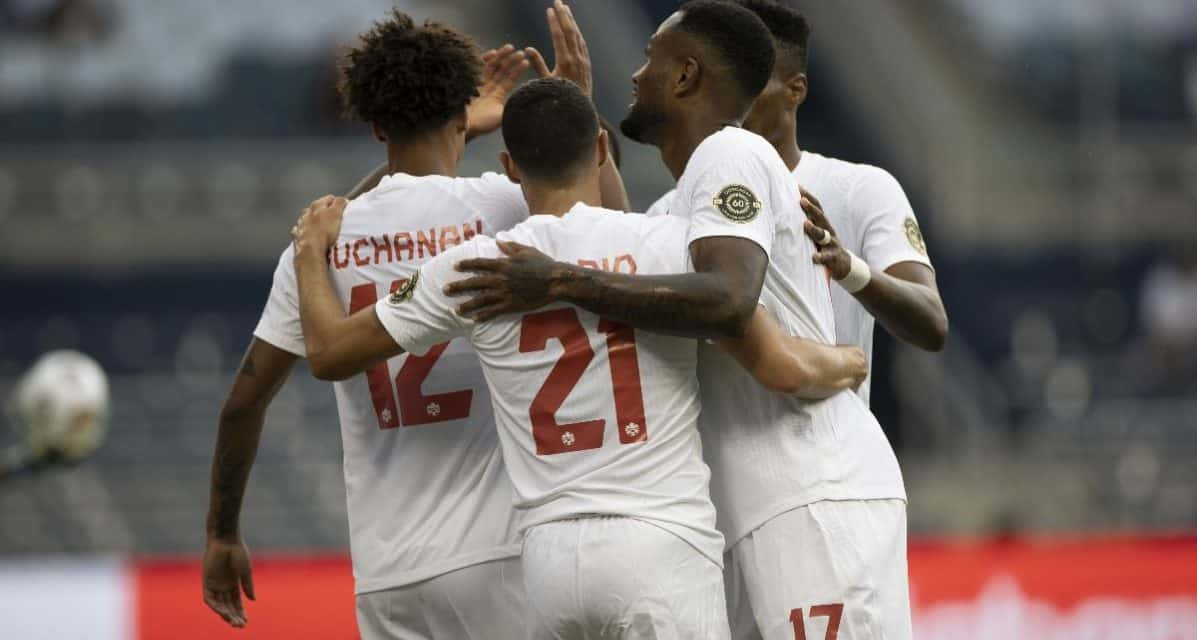 FOUR SCORE: Canada romps past Martinique in Gold Cup opener, 4-1