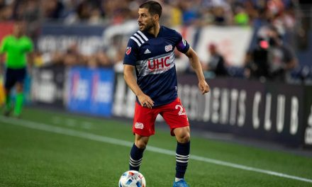 PLAYER OF THE MONTH: Revs' Carles voted MLS' top player for June