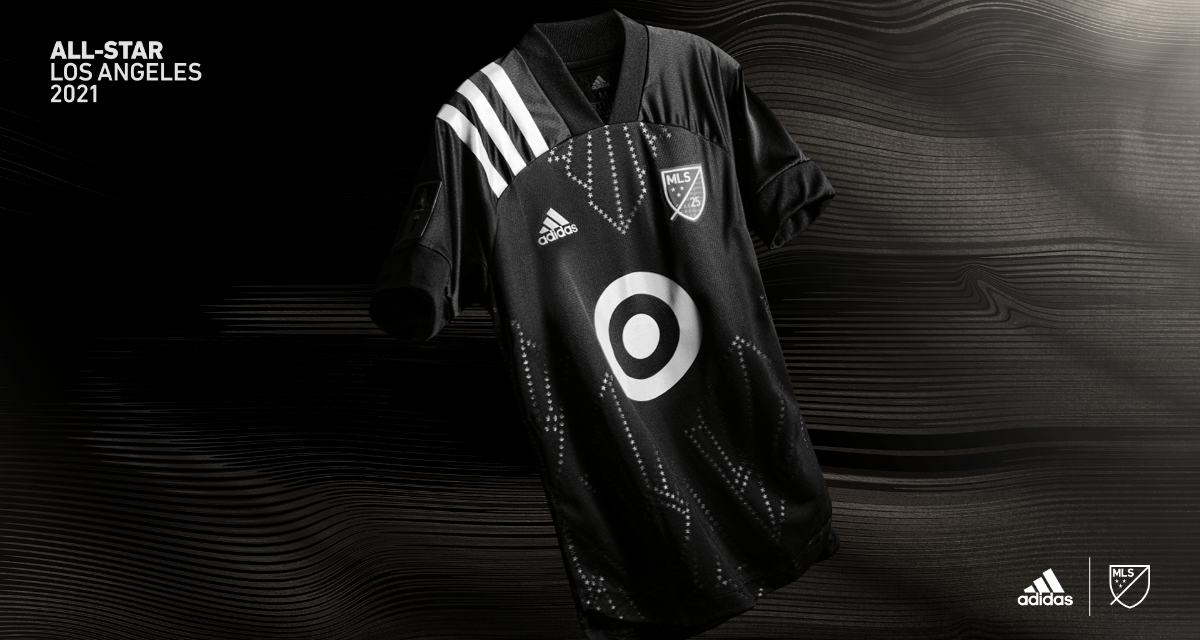 A JERSEY FOR THE BOYS: MLS unveils its all-star game shirt