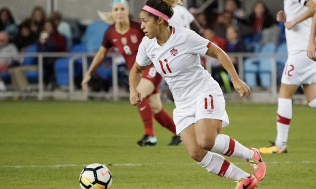 A CHILE RECEPTION IS WAITING: Canada women eye 1st win of Olympic tournament