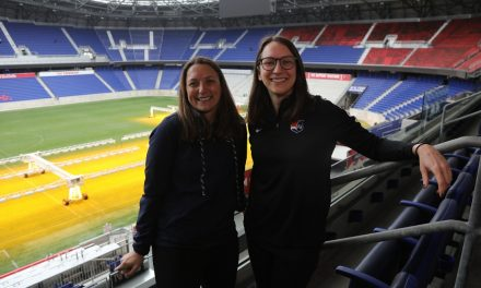 YOU'RE FIRED: Gotham FC sacks GM LaHue, claiming she violated NWSL policy, after league investigation