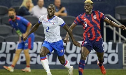 GOING FOR NO. 2: USMNT meets Martinique in Gold Cup Thursday