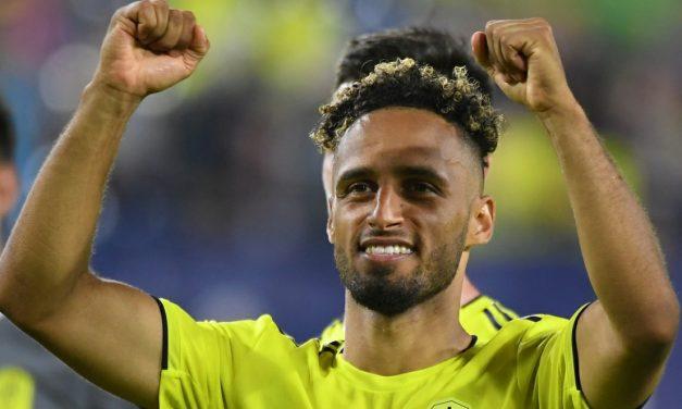 HAT'S OFF: Nashville's Mukhtar named MLS player of the week