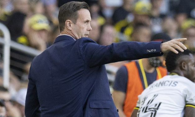 FRUSTRATION IS SETTING IN: NYCFC feels it deserved more from its loss at Columbus