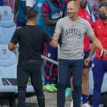BERHALTER'S WARNING: Watch out for Mexican players grabbing necks, faces