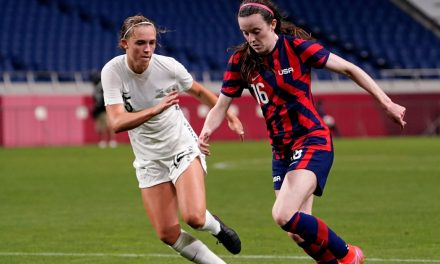 DESTINY IN THEIR HANDS, AT THEIR FEET: A win or a draw will clinch 2nd place for USWNT in Group G
