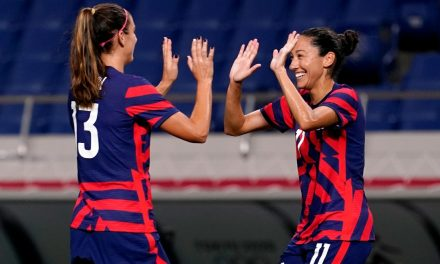 USWNT NOTEBOOK: Some tidbits and info on the team