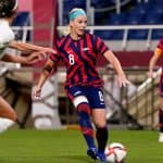 OFFSIDE REMARKS: Ertz shows her valuable for USWNT on both sides of the ball – again