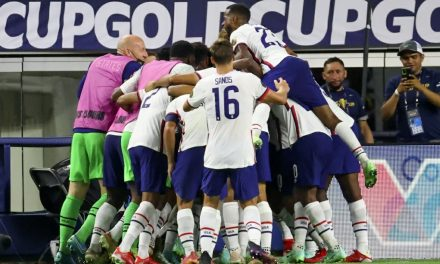 SOME YOUNG IDEAS: Facts, figures and notes from USMNT Gold Cup quarterfinal win