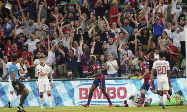 THIS SUB BECAME A DESTROYER: Zardes boosts USMNT into another Gold Cup final