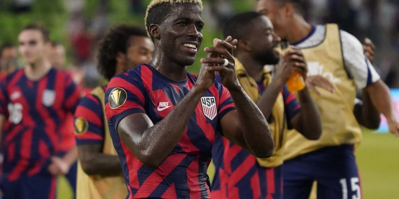 11TH-HOUR HEROICS: Zardes' goal lifts USMNT to win into Gold Cup final