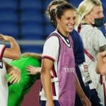 FACTS AND FIGURES: Of the USWNT after quarterfinal win