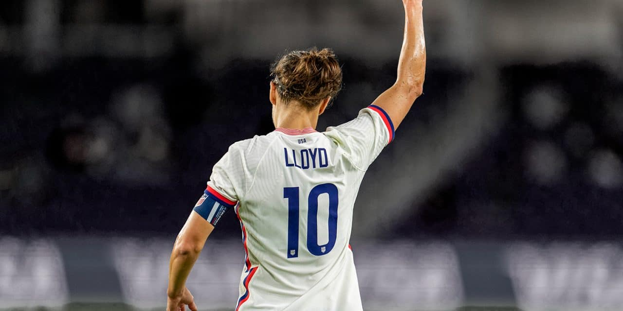 AN EMOTIONAL NIGHT: In front of her hometown fans, Lloyd and Gotham play 0-0 draw in 1st game since scandal