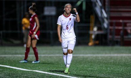 A DELIGHTFUL DOZEN MINUTES: St. John's women roll over UConn 3-0