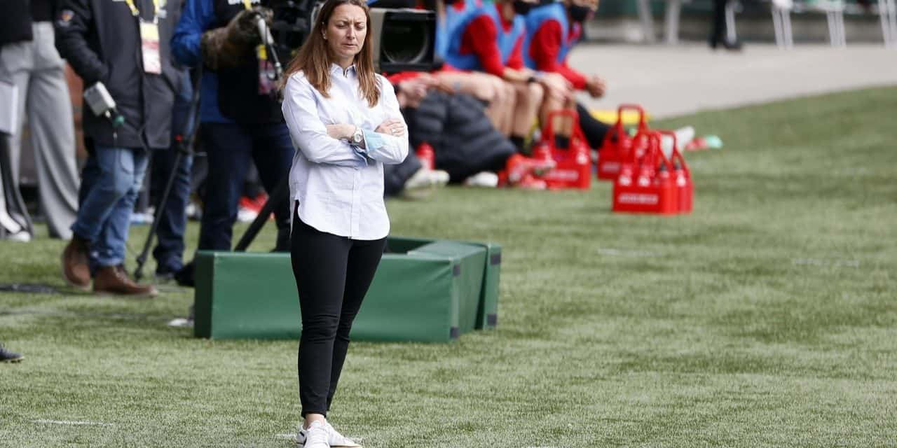 END OF THE LINE: Coombe directs final game as Gotham FC coach in loss to Orlando