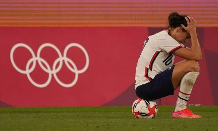 PAYING THE ULTIMATE PENALTY: USWNT lose to Canada in semis, to play for the bronze