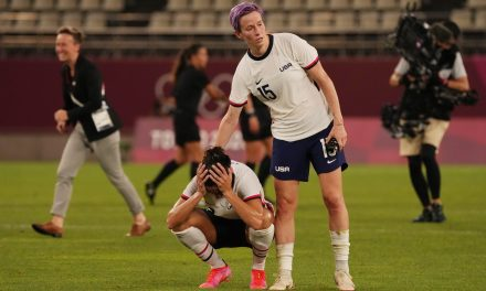 HOPING TO ENTER THE BRONZE AGE: USWNT takes on Australia, again, in third-place match
