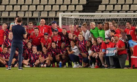 USWNT NOTEBOOK: Bits of information from the bronze medal match