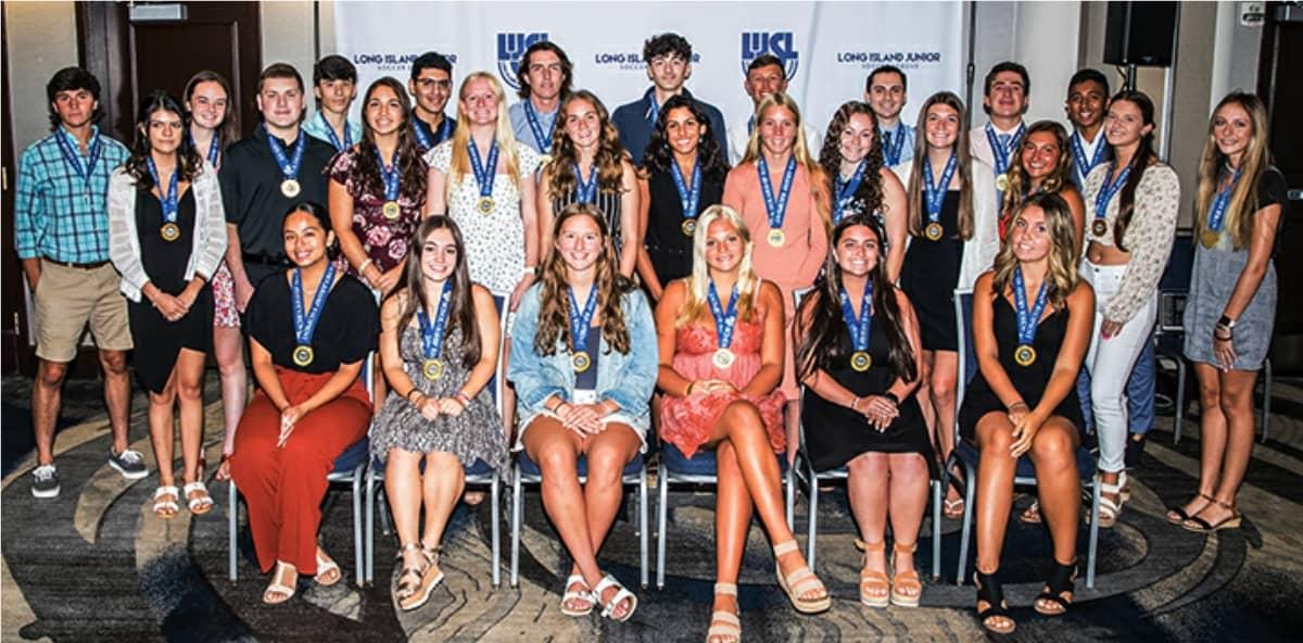 ATHLETES AND SCHOLARS: LIJSL awards 32 scholarships