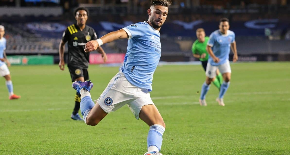 GUNNING FOR FOUR IN A ROW: NYCFC hope to extend streak in Chicago