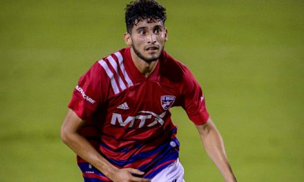 MLS PLAYER OF THE WEEK: FC Dallas forward Pepi gets the honor