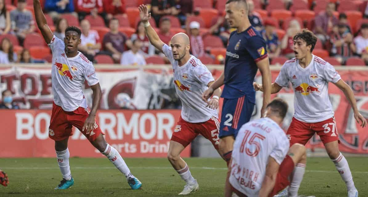 OY VEY: Chicago snaps 19-game road winless at the expense of the Red Bulls