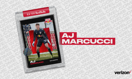 HE'S A KEEPER: Red Bulls sign NYRBII GK Marcucci to MLS deal