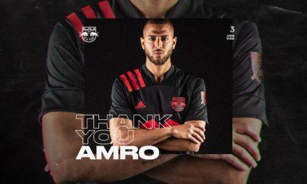 EGYPT BOUND: Tarek leaves Red Bulls on free transfer to El Gouna FC