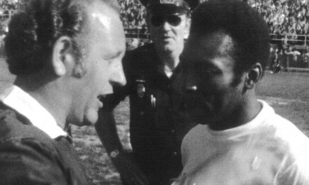RIP, REINHOLD: National Soccer Hall of Famer Spath, longtime referee, administrator dies
