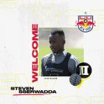 DEFENSIVE COVER: Red Bulls II signs Ugandan teenager