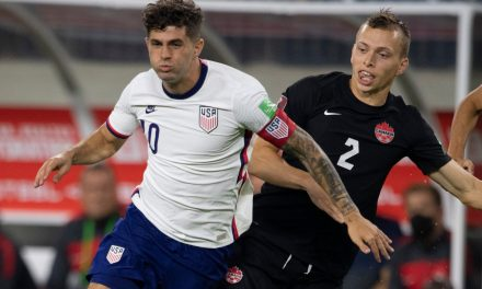 OFFSIDE REMARKS: It's too early to panic, but there are major concerns with USMNT; McKennie let his teammates down
