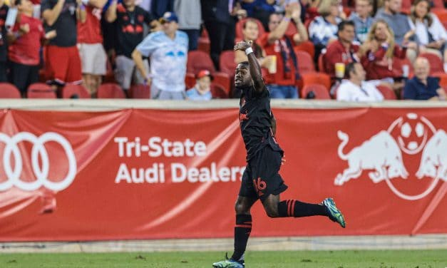 THEY'RE ROAD WORRIERS: Struggling away, Red Bulls need to win at Columbus to get back into playoff race