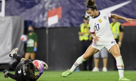 OFFSIDE REMARKS: Playing foes such as Paraguay doesn't do USWNT any good