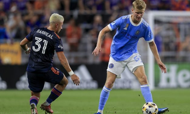 COMEBACK KIDS: NYCFC overcomes early deficit to defeat Cincy on the road