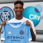 THEY KEEP GETTING YOUNGER: NYCFC signs 14-year-old defender to first team contract