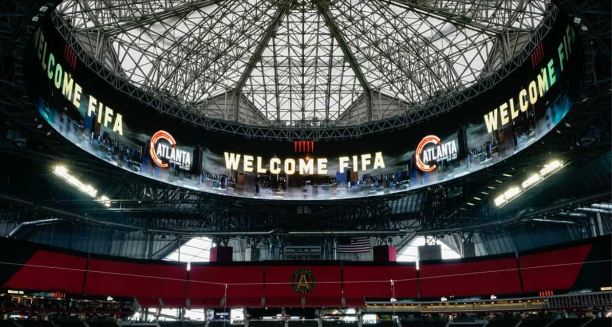 PART I IS DONE: FIFA completes visits to 9 World Cup venue candidates, including NJ/NY